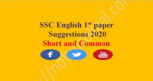 ssc english suggestion 2020 1st paper